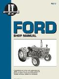 Ford Shop Manual Series 2000 3000 & 4000