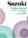 Suzuki Guitar School    Suzuki Guitar School, Vol 1