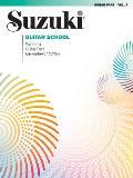 Suzuki Guitar School, Vol 4