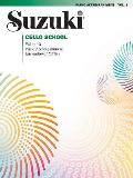 Suzuki Cello School, Piano Accompaniment