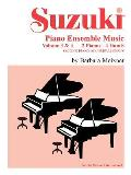 Suzuki Piano School||||Suzuki Piano Ensemble Music for Piano Duo, Vol 3 & 4