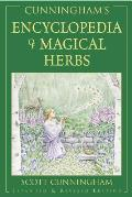 Cunninghams Encyclopedia of Magical Herbs