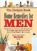 Doctors Book Of Home Remedies For Men