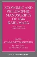 Economic & Philosophic Manuscripts Of 18