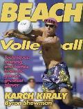 Beach Volleyball Techniques Training & T