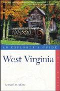 West Virginia An Explorers Guide