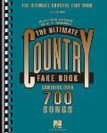Ultimate Country Fake Book