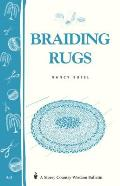 Braiding Rugs A Storey Country Wisdom Bulletin A 03