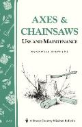 Axes & Chainsaws Use & Maintenance
