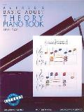 Alfred's Basic Adult Piano Course Theory, Bk 2