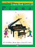 Alfreds Basic Piano Course Lesson Book Level 1B 3rd Edition