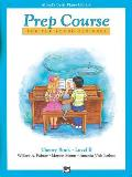 Alfreds Basic Piano Prep Course Theory Book B