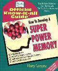 Fells Super Power Memory A Fells Official Know It All Guide TM