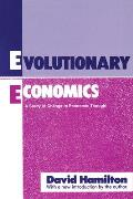 Evolutionary Economics: A Study of Change in Economic Thought