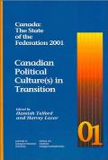 Canada: The State of the Federation 2001