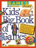 Games Magazine Junior Kids Big Book of Games