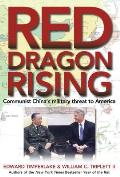 Red Dragon Rising Chinas Military Threat to America