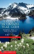 Olympic Mountains Trail Guide 3rd Edition