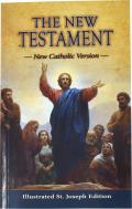 The New Testament (Pocket Size) New Catholic Version
