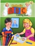 Catholic ABC Coloring Book