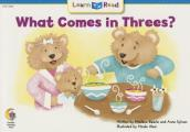 What Comes in Threes