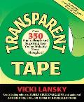 Transparent Tape Over 350 Super Simple & Surprising Uses Youve Probably Never Thought of