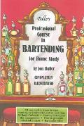 Bullers Professional Course in Bartending for Home Study