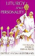 Liturgy & Personality The Healing Po