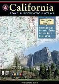 California Road & Recreation Atlas 6th Edition