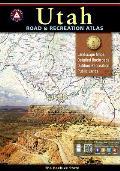 Utah Road & Recreation Atlas 4th Edition