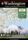 Washington Road & Recreation Atlas 6th Edition