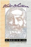 Walt Whitman The Measure Of His Song