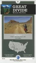 Great Divide Mountain Bike Route #5: Platoro, Colorado - Pie Town, New Mexico (431 Miles)