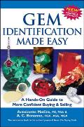 Gem Identification Made Easy 5/E: A Hands-On Guide to More Confident Buying & Selling