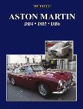 Aston Martin: Db4 Db5 Db6