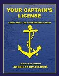 Your Captains License