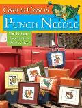 Coast to Coast in Punch Needle: The 50 States, State Flowers, Birds & Trees