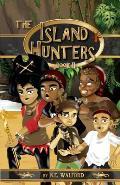 The Island Hunters: Book II: Trail of the Tomb Robbers
