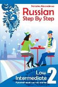 Russian Step by Step, Low Intermediate: Level 2 with Audio Direct Download
