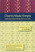 Charts Made Simple Understanding Knitting Charts Visually a Knitting on Paper Book