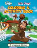Let's Pray Coloring & Activity Book
