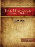 Hancock Family History 1550-1820