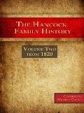 The Hancock Family History