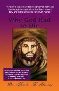 Why God Had to Die