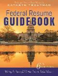 Federal Resume Guidebook 6th Edition Writing the Successful Outline Format Federal Resume