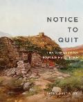 Notice to Quit The Great Famine Evictions