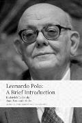 Leonardo Polo: A Brief Introduction