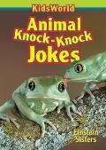 Animal Knock knock Jokes
