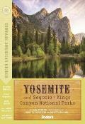 Compass American Guides Yosemite & Sequoia Kings Canyon National Parks