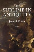 The Sublime in Antiquity
